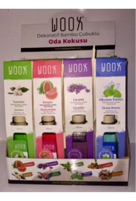 Woox Bambu Oda Parfümü 16'lı Set