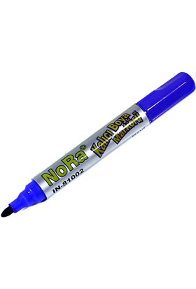 Kalıcı Marker Kalem Mavi