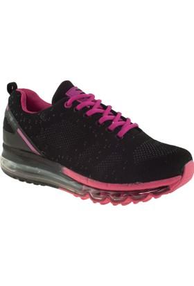 Jump 15502 Siyah Bayan Spor Ayakkabı