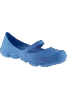 Muya 92120 Günlük Mavi Bayan Ayakkabı