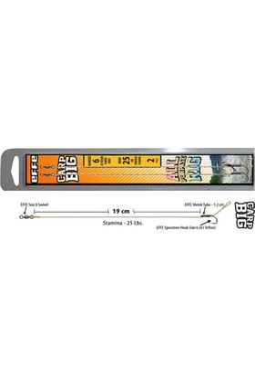 Effe Hg 1296 Boilie Hazır Takım No:1/0 İğne