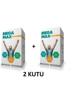 Megamax Besin Desteği 2 Kutu
