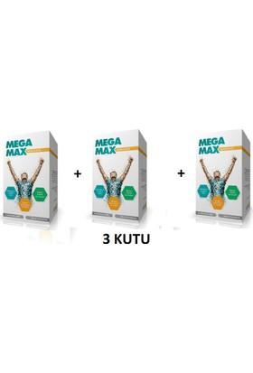 Megamax Besin Desteği 3 Kutu