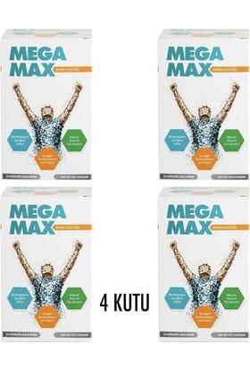 Megamax Besin Desteği 4 Kutu