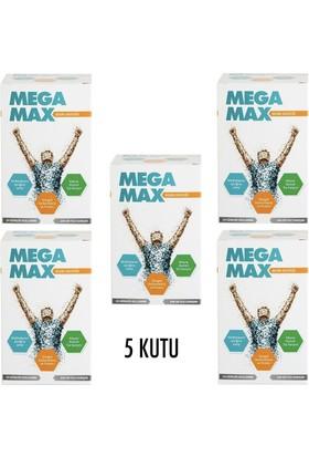 Megamax Besin Desteği 5 Kutu