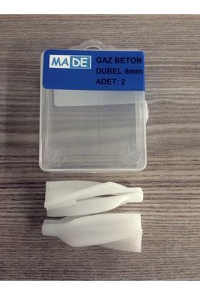 Made Gaz Beton Dübel 8Mm (2 Adet )