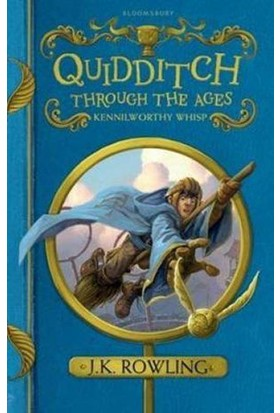 Quidditch Through The Ages (Ciltli) - J. K. Rowling