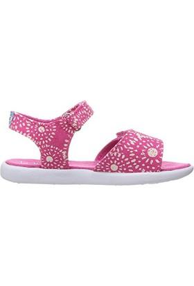 Toms 10009804 Fuchsia Shibori Dots Çocuk Günlük Ayakkabı