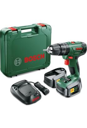 Bosch PSB 1800 LI-2 Çift Akülü Darbeli Delme ve Vidalama Makinesi