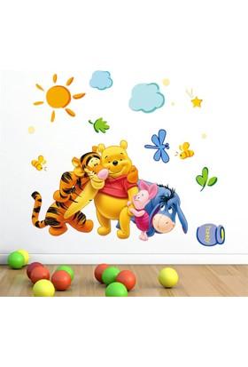 Winnie The Pooh Duvar Stickerı Wall Sticker