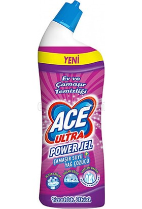 Ace Ultra Power Jel Ferahlık Etkisi