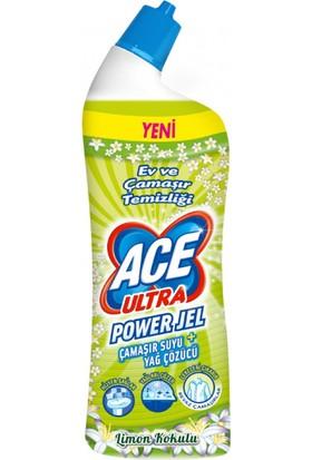 Ace Ultra Power Jel Limon Kokulu
