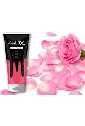 Zenix Soyulabilir Gül Silikon Yüz Maskesi