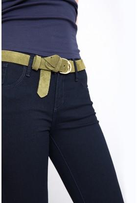 U.S. Polo Assn. Y7Ad056 Kadın Kemer