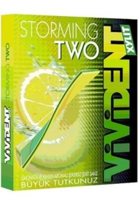 Vivident Storming Limonata Ve Kavun 33G X 18 Adet