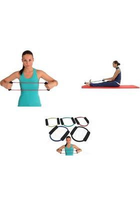 Msd O-Rıng Tube Loop Egzersiz Lastiği Ekstra Sert Mavi