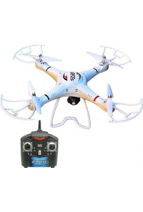Syric X6 2.4 Ghz 4 Kanal Kameralı Quadcopter