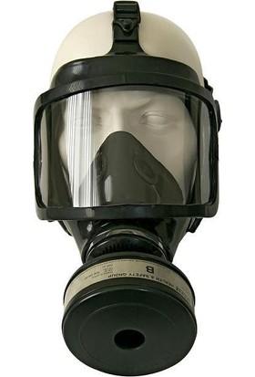 Filtresiz Gaz Maskesi