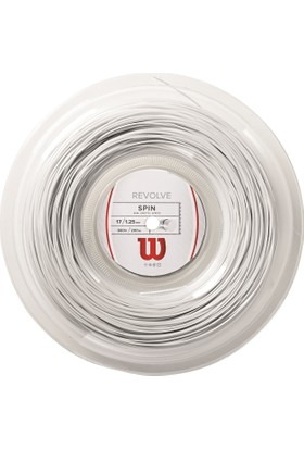 Wilson Kordaj Revolve 17 Reel Beyaz ( Wrz906600 )