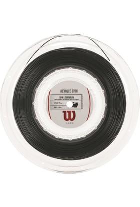Wilson Kordaj Revolve Spın 17 Reel Siyah (Wrz908100)