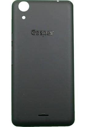 Casper Via V3 Arka Kapak Siyah