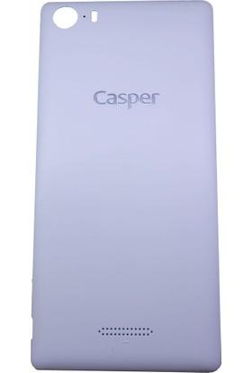 Casper M1 Arka Kapak Beyaz
