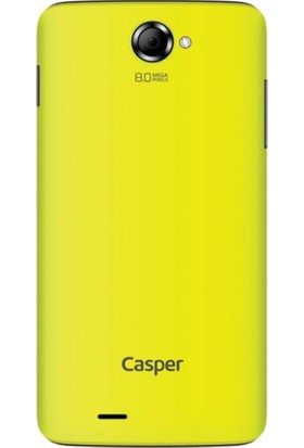 Casper A3216 Arka Plastik Kapak Green