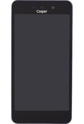 Casper Via V3 Siyah Lcd+Dokunmatik Panel