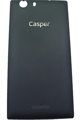 Casper Via V6 Arka Kapak Siyah