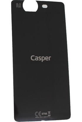 Casper Via V8 Arka Kapak Siyah