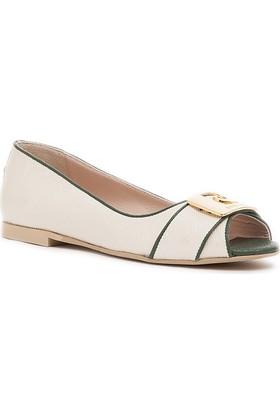 Pierre Cardin Kadın Ayakkabı Bej