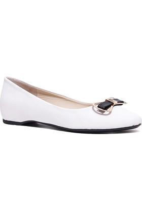 Pierre Cardin Kadın Ayakkabı Beyaz