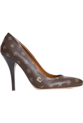 Pierre Cardin Kadın Ayakkabı Kahverengi