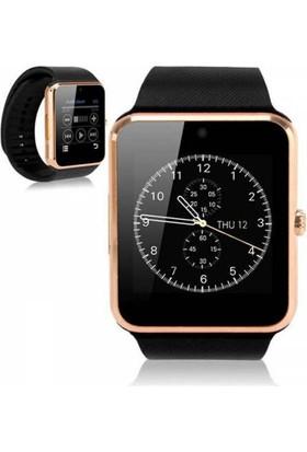 Smart Watch Gt08 Kameralı Akıllı Saat Hafıza Kart Uyumlu