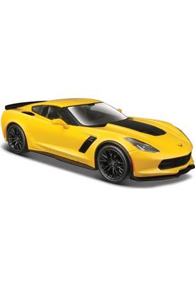 Maisto 1:24 2015 Corvette Z06