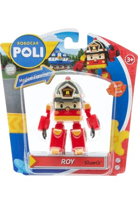 Robocar Poli Hareketli Figür Roy