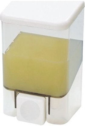 Primanova Bravo Sıvı Sabunluk Şeffaf 0,5 lt. D-SD02