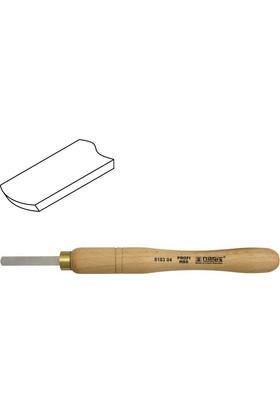 Narex 818304 Hss Mini Ahşap Torna Bıçağı Yuvarlak Kazıyıcı Ağız 8X50 Mm