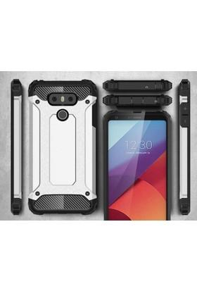 Dafoni Tough Power LG G6 Ultra Koruma Kılıf