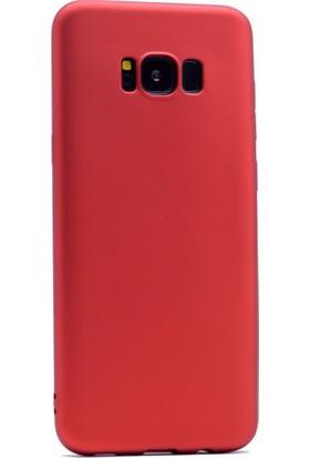 Kny Samsung Galaxy S8 Plus Kılıf Ultra İnce Mat Silikon