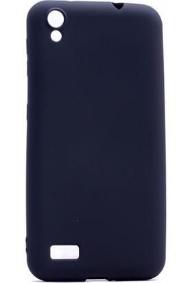 Kny Vestel Venus V3-5010 Kılıf Ultra İnce Mat Silikon+Cam