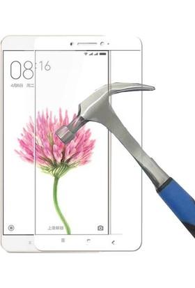 Teleplus Xiaomi Mi Max Full Kapatan Cam Ekran Koruyucu Cam Ekran Koruyucu Siyah