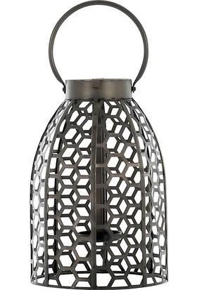 Yargıcı Metal Fener ( 35 x 62 cm )