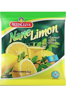 Altıncezve Nane Limon Aromalı İçecek