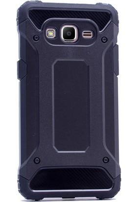 Gpack Samsung Galaxy J2 Prime Kılıf Crash Silikon Sert Case