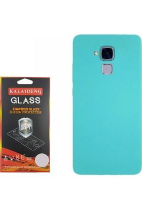 Gpack Huawei Honor 5c Gt3 Kılıf Premier Silikon Case +Cam