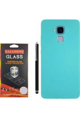 Gpack Huawei Honor 5c Gt3 Kılıf Premier Silikon Case +Kalem +Cam