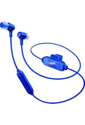 JBL E25BT Wireless Kulakiçi Kulaklık CT IE Mavi
