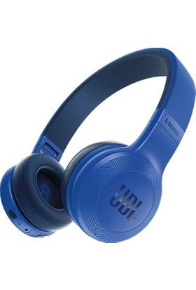 JBL E45BT Wireless Kulaküstü Kulaklık CT OE Mavi