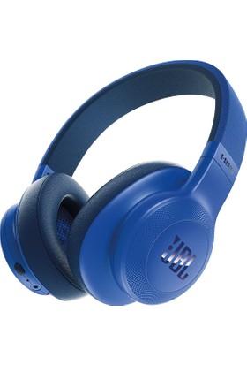 JBL E55BT Wireless Kulaküstü Kulaklık CT OE Mavi